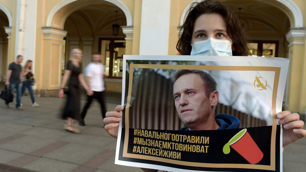 Russian opponent Navalny's state of health deemed too unstable, he cannot be transferred abroad