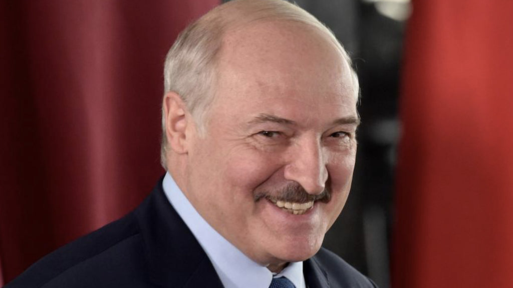 Belarus: President Lukashenko wins the presidential election with 80.23% of the vote