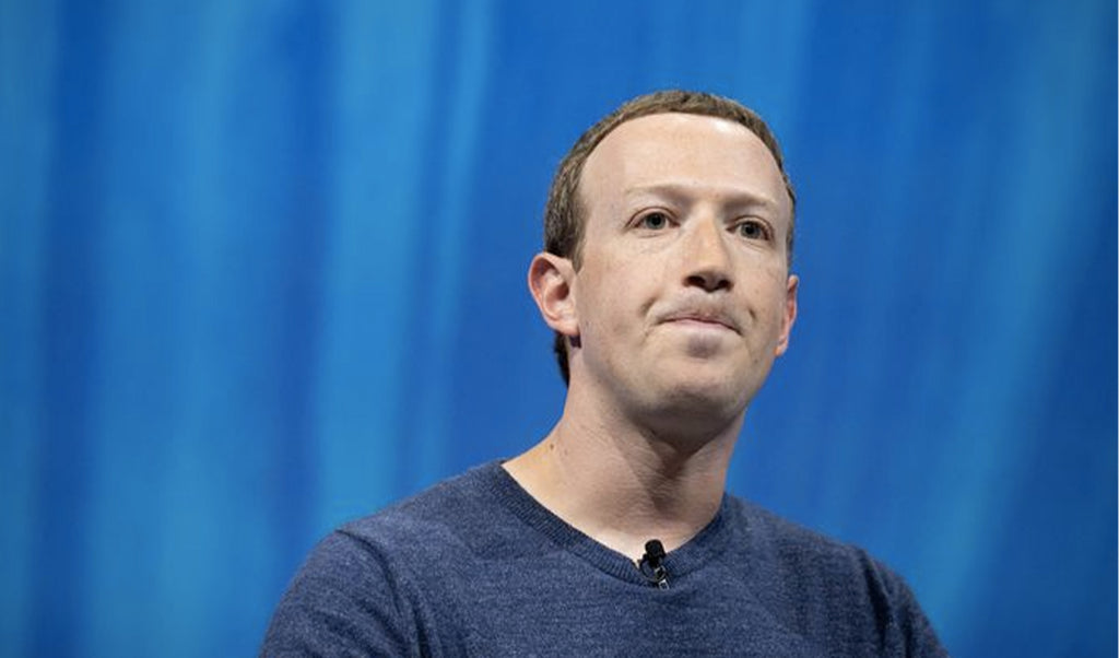 The truth behind this viral photo of Mark Zuckerberg with his face covered in sunscreen