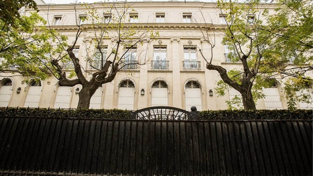 King Mohammed VI of Morocco acquires an 80 million euro pied-à-terre in Paris (photos)
