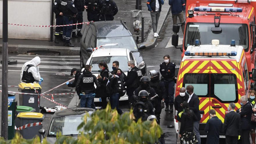 Attack in Paris: the alleged author thought to attack the headquarters of Charlie Hebdo, he would have made scouting