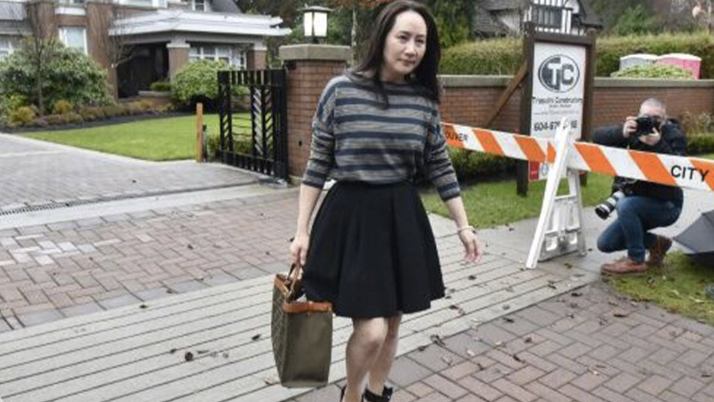 Canada: Meng Wanzhou wants relaxed bail conditions