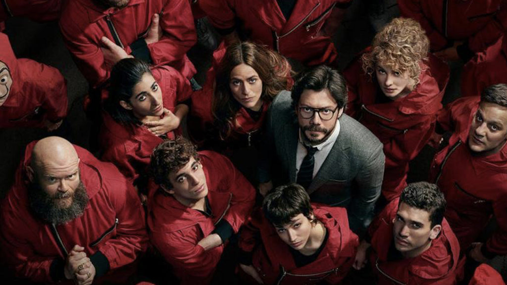 Good news: La Casa de papel, season 5: things are turning!