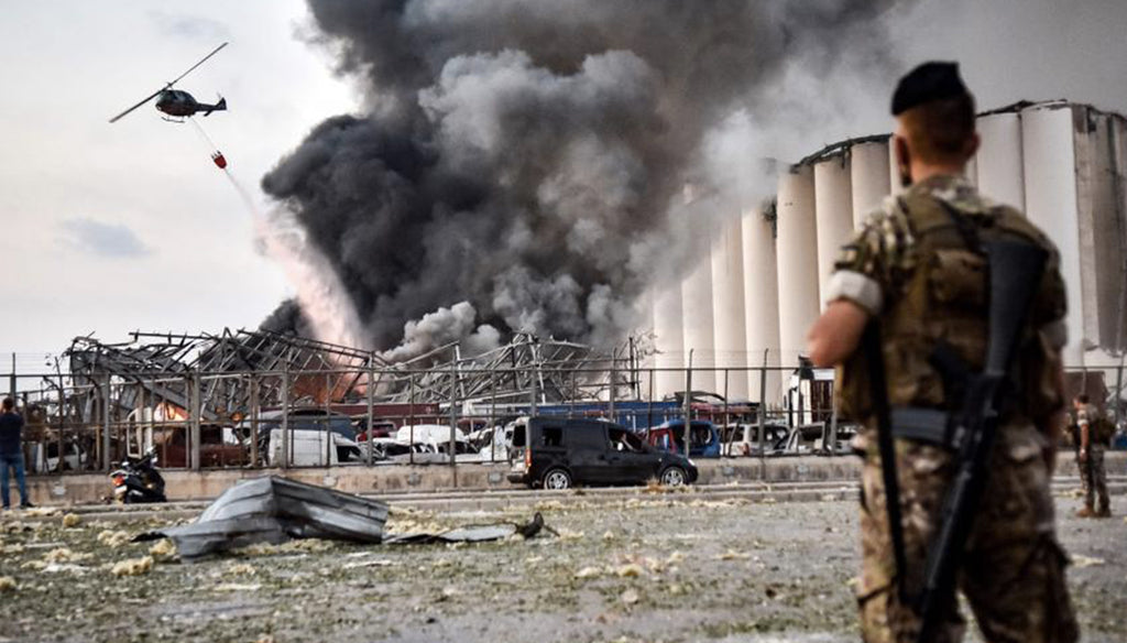Explosions in Beirut, Oklahoma City attacks, AZF in France: what is ammonium nitrate, at the origin of all these human tragedies?