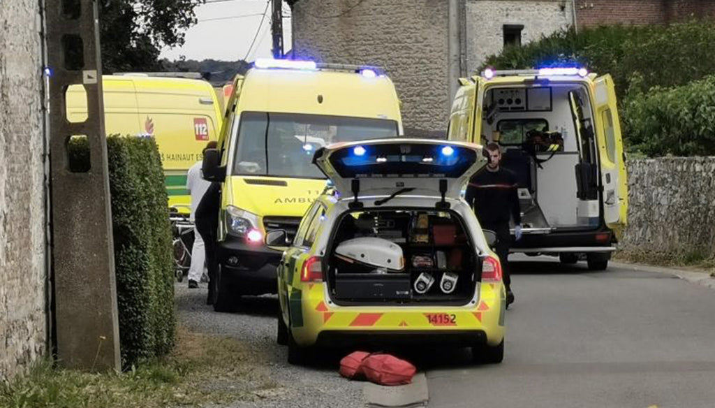 Drama in Erquelinnes: a mother kills two of her young children, a third in serious condition, then tries to commit suicide