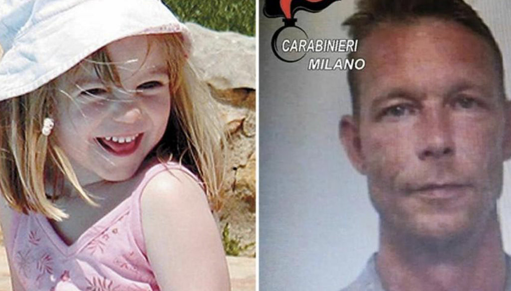 Disappearance of little Maddie McCann: clues found in a secret hideout belonging to the main suspect Christian Brückner!