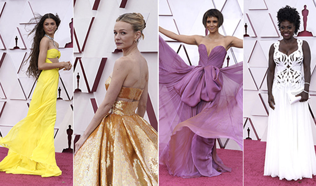 Oscars 2021: the most beautiful looks of stars (photos)