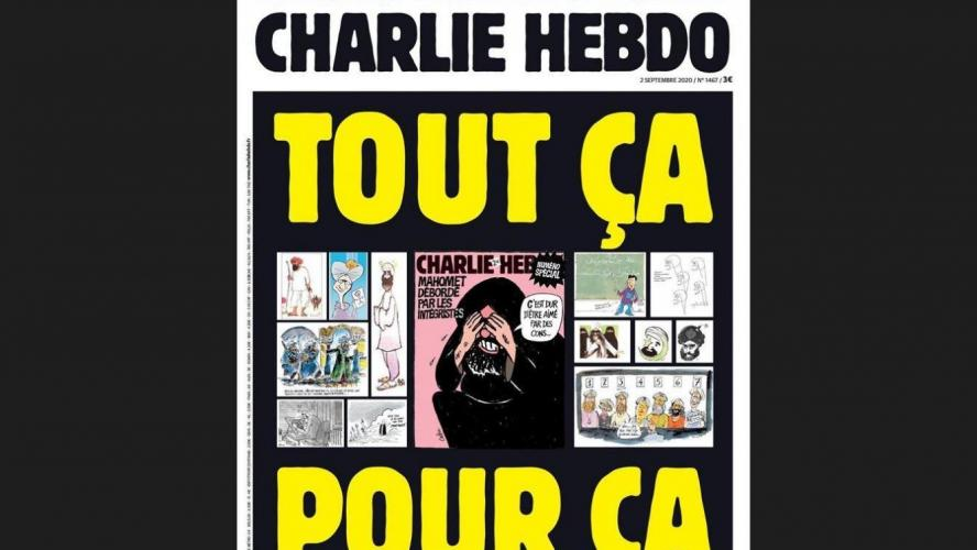 Al Qaeda threatens Charlie Hebdo again for republishing caricatures of the Prophet Muhammad!