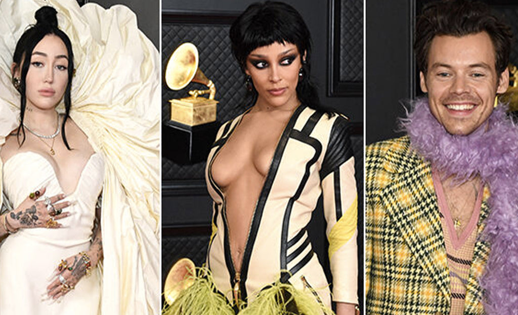 Grammy Awards 2021: the most wow looks of the ceremony