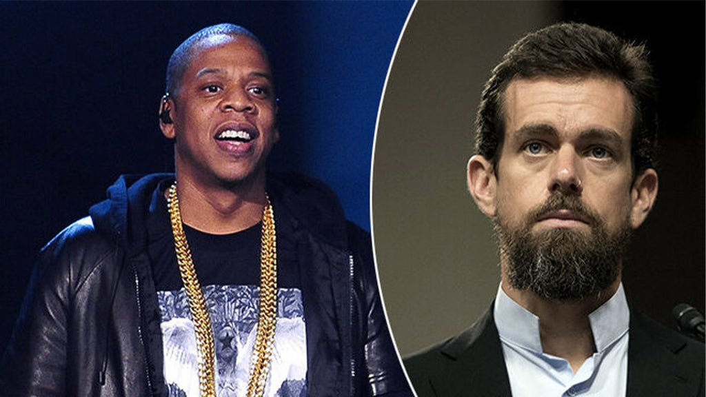 Jay-Z and the boss of Twitter join forces: they want to make Bitcoin the currency of the Internet.