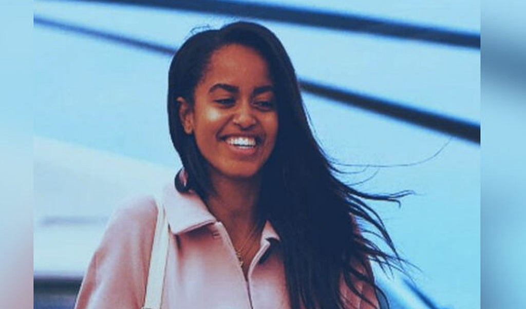 Malia Obama: at the age of 22, she gets her first screenwriting contract
