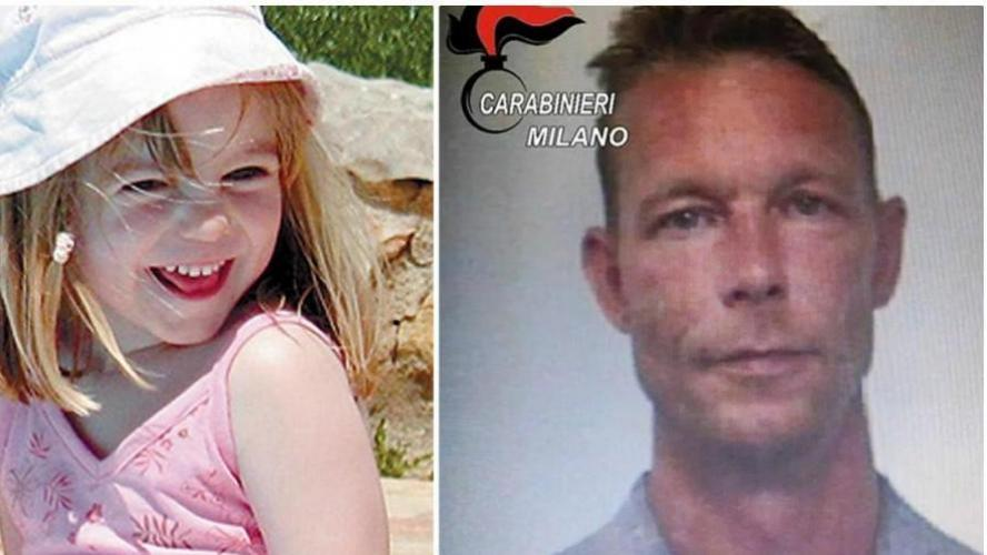 "Maddie McCann disappears: German suspect Christian Brueckner was placed in solitary confinement ""for his own safety »"