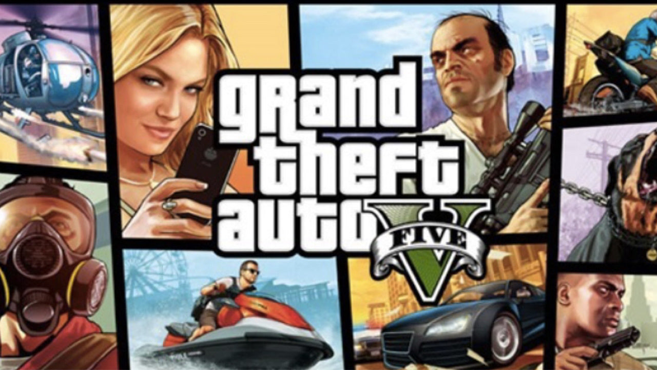 GTA V will be entitled to its improved version on PlayStation 5 ! | Net Worth Space