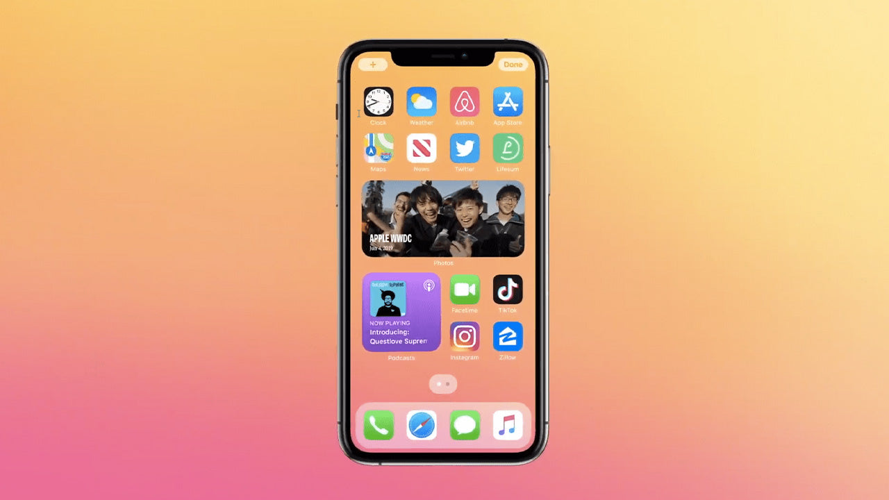 iOS 14 officially unveiled by Apple: smart home screen, car unlock and App Clips | Net Worth Space