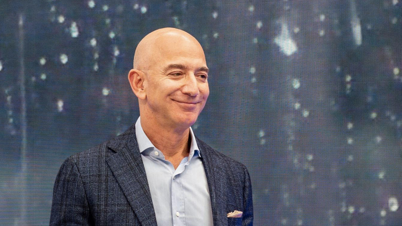 Jeff Bezos, even richer | Net Worth Space
