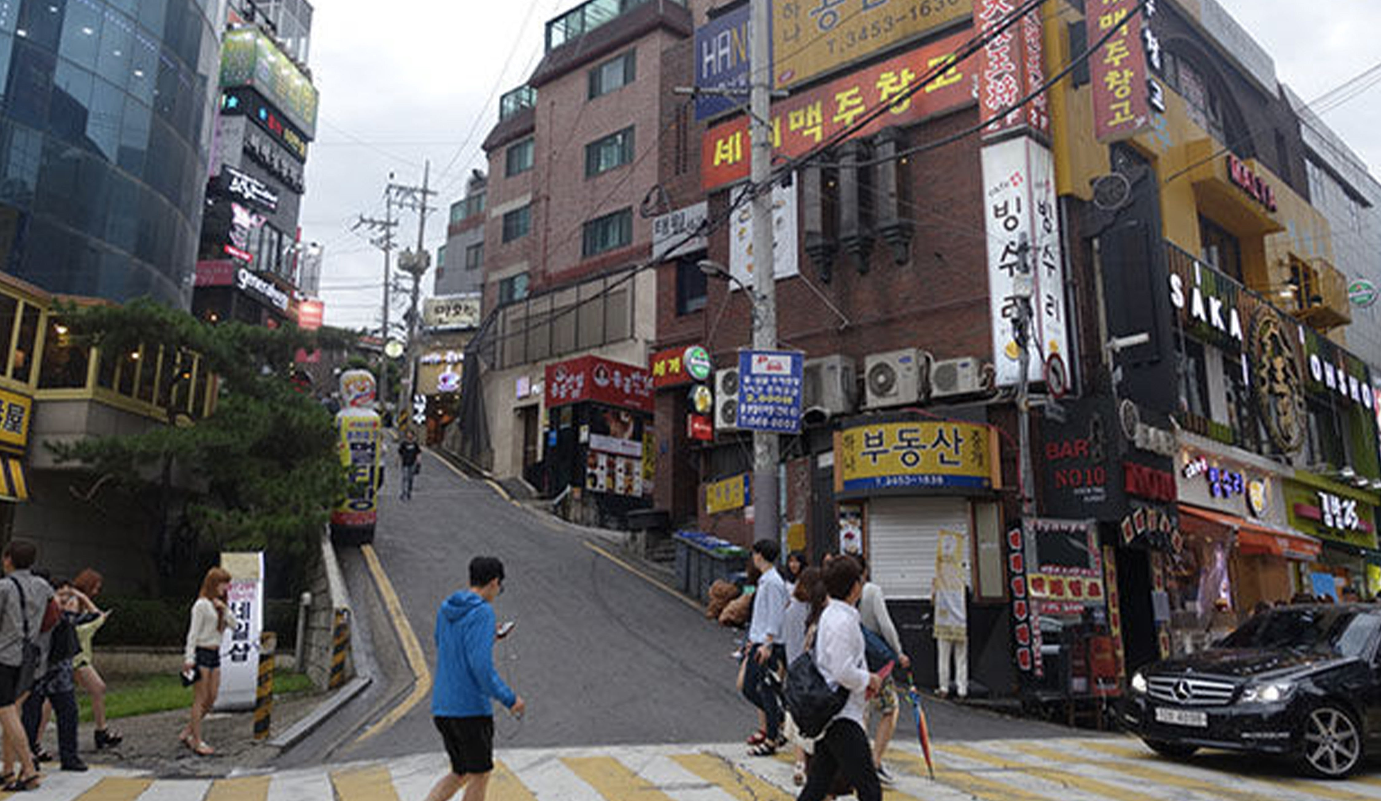 Gangnam style: the sewage of this district of Seoul reveals a high concentration of Viagra! Net Worth Space