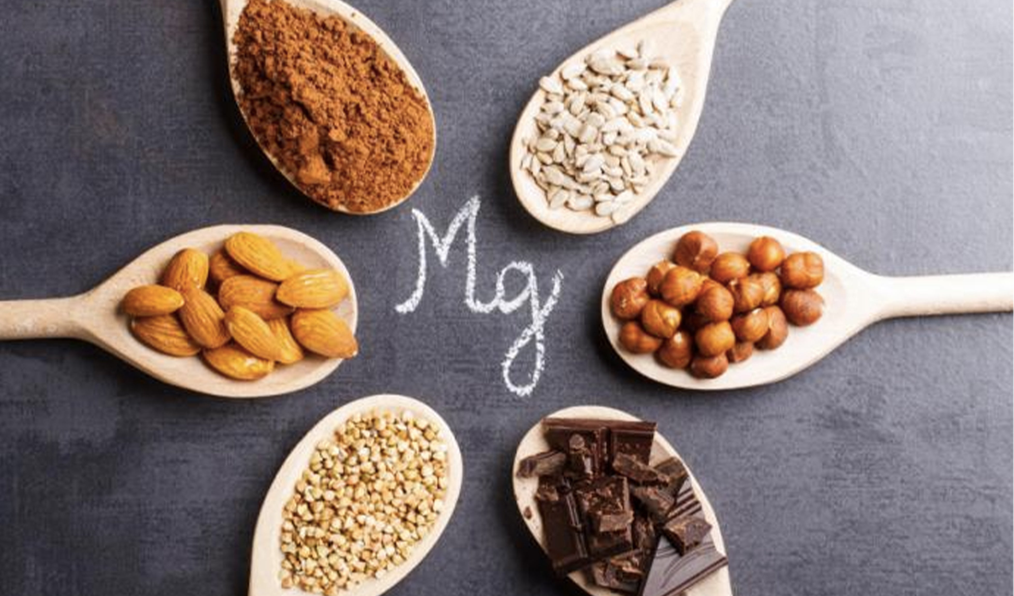 Here are the foods to eat to fill up on magnesium and fight fatigue and insomnia