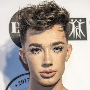 This is a Picture of James Charles.