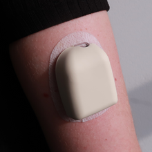 Afbeelding in Gallery-weergave laden, OmniPod Cover - Beige | SugarFam