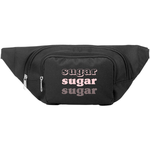 SugarBag - Diabetes Heuptas - Zwart | SugarFam