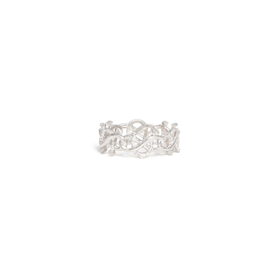 Equestrian Infinite Luck Eternity Ring