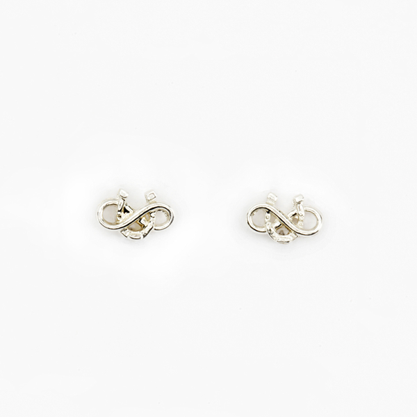 Equestrian Infinite Luck Earrings