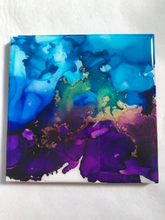 Load image into Gallery viewer, Art Coasters - Celestial Series (4pk)
