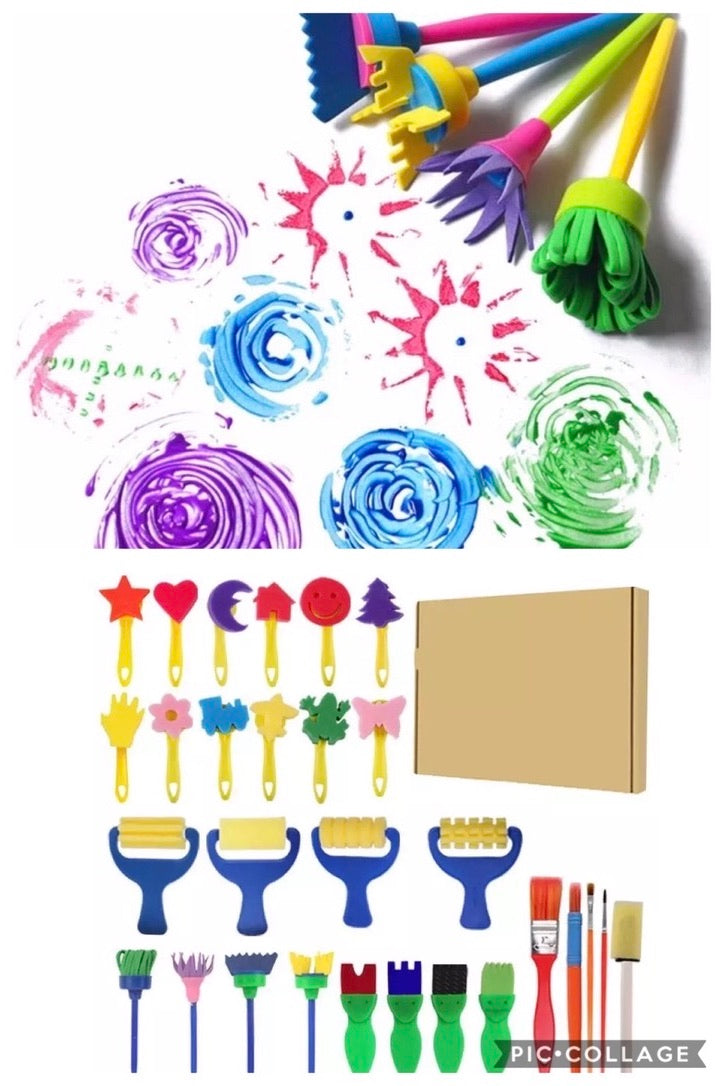 Art Brush Set - 29 pcs.