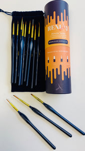 Fine Detail Paint Brushes
