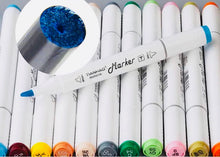 Load image into Gallery viewer, Alcohol Ink Markers 60 pcs