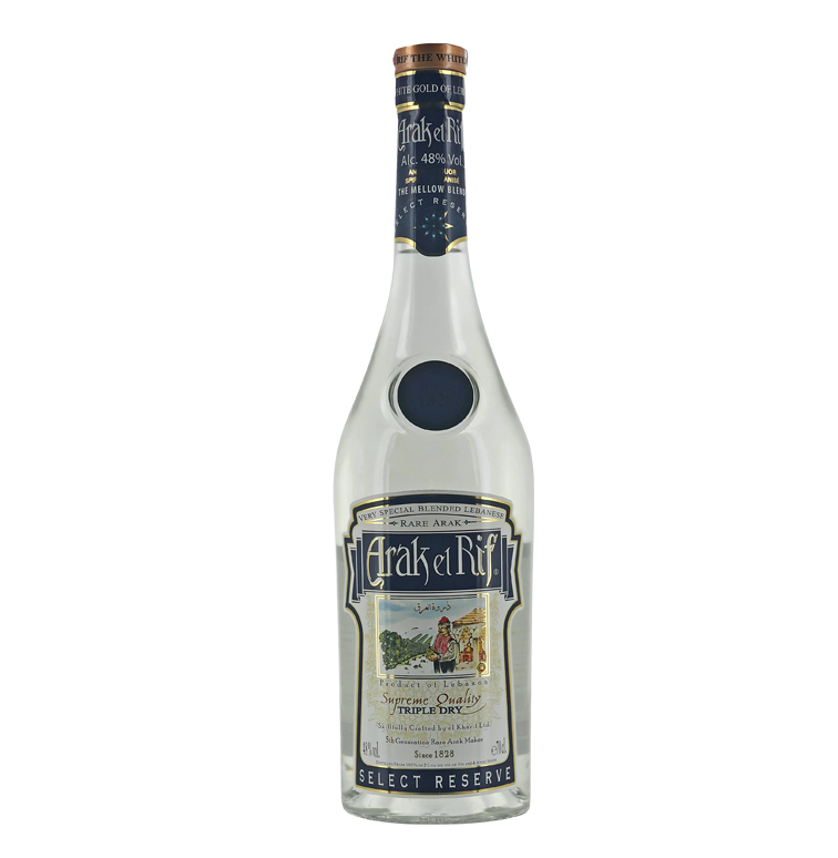 Arak El Rif - Blue Label Select Reserve 0.7L