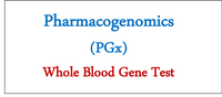 Pharmacogenomics (PGx) Blood Test