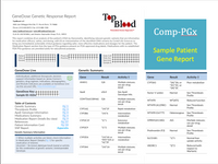 Top-MED™ Comprehensive-PGx Swab Test