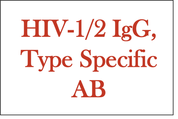 HIV-1/2 Antigen and Antibodies, Fourth Generation, with Reflexes