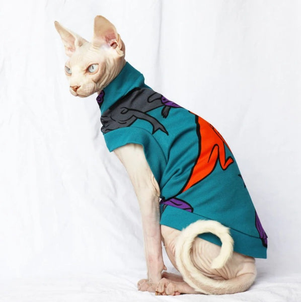 Sphynx cat clothes