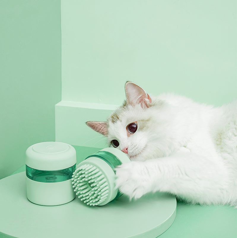 Bath Comb Brush For Cat