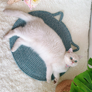 Cat Scratching Pad Cat Bed