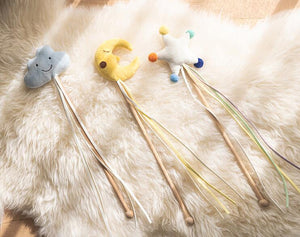 Starry Sky Series Cat Teaser Wand