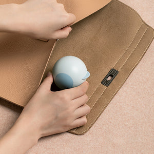 Washable and Portable Hair Gluing Ball