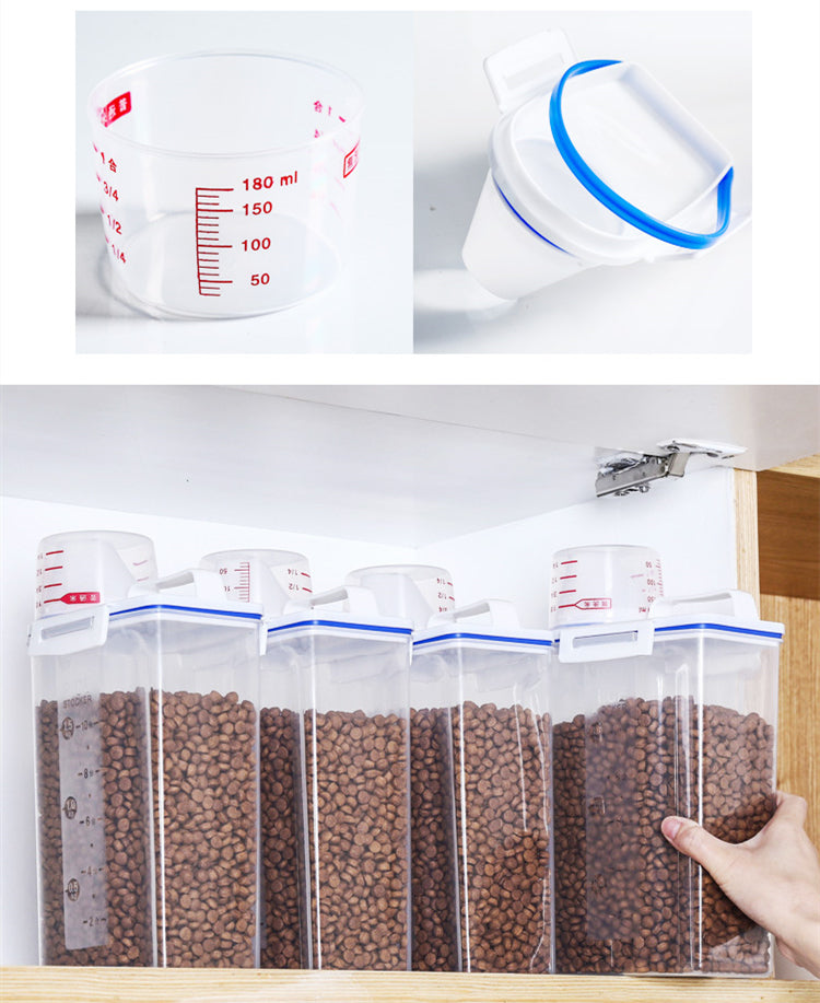 Pet Food Storage Bucket