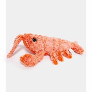 Lobster Shaped Cat Toy