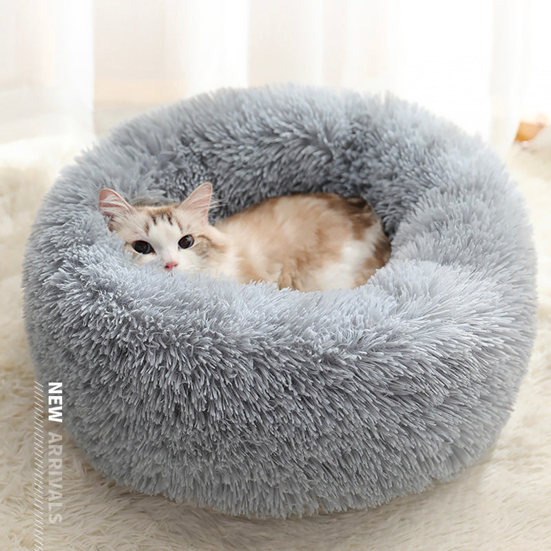Cat Dog Nest Plush Nest - happyandpolly
