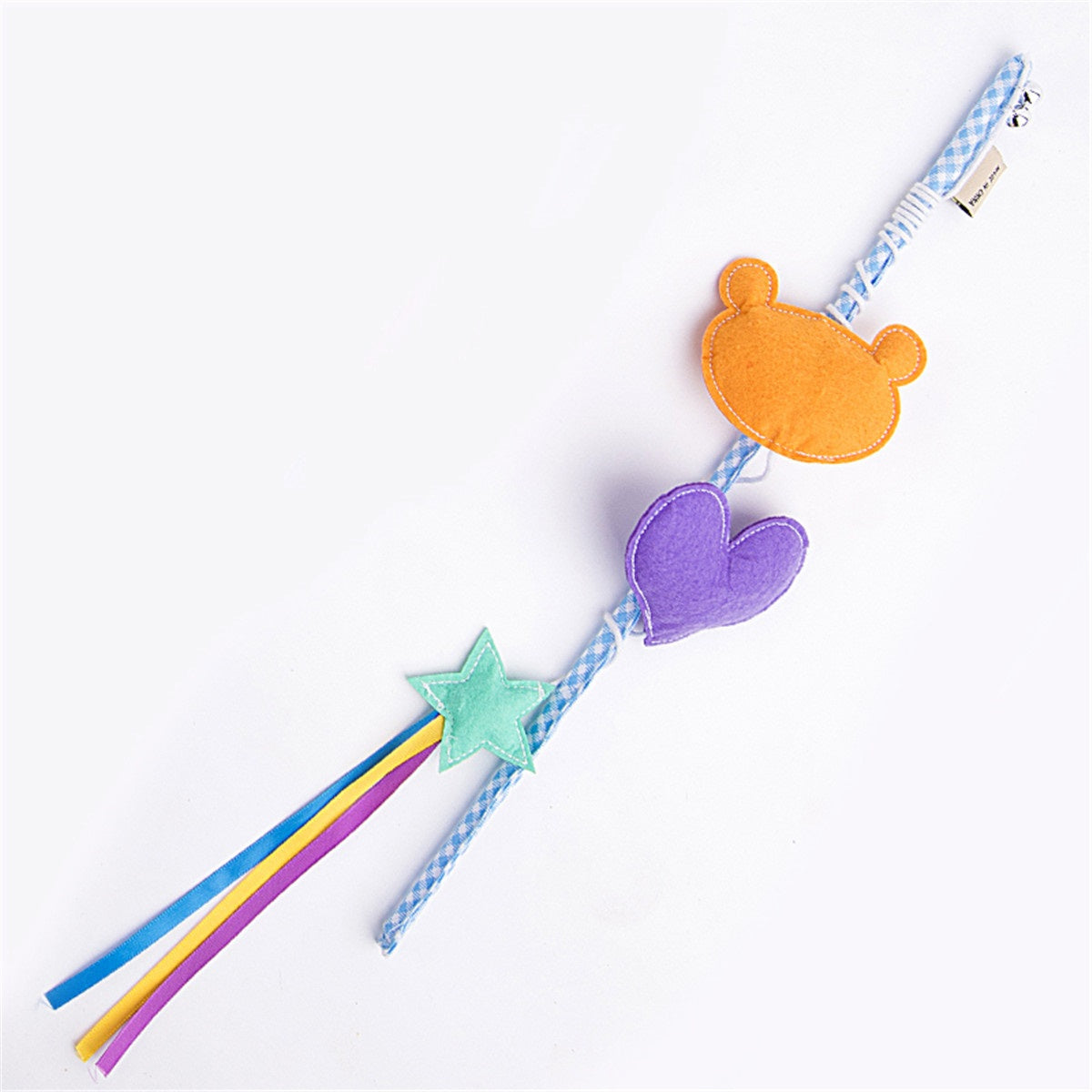 Candy Color Cartoon Toy Cat Toy