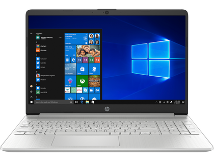 HP 15-DY2035MS Touchscreen Laptop - 15.6