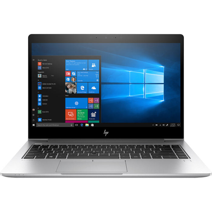 "HP Elitebook 840 G6 Business Laptop - 14"" FHD - Laptop - Core i7-8565U, 16GB RAM, 512GB SSD, Thunderbolt 3, Fingerprint Reader, Windows 10 - Silver"