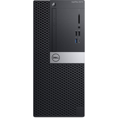 OptiPlex 5070 Mini Tower Intel Core i5-9500 1TB SATA Ubuntu Linux 18.04