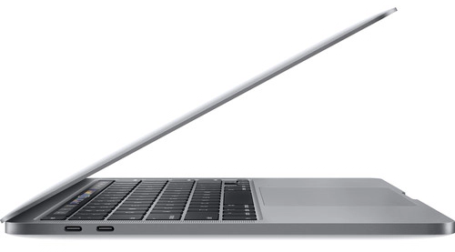 "Apple MacBook Pro 2020 13"", 8GB RAM, 512GB SSD 1.4GHz With Touch Bar and Touch ID - Space Grey"