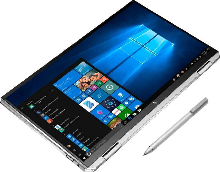 HP Spectre X360 13t Convertible 2-in-1 Laptop - Core i7-1065G7, 8GB RAM, 256GB SSD, 13.3 FHD Touchscreen, Fingerprint Scanner - Windows 10