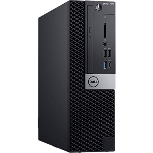 OptiPlex 7070 SFF  Intel® Core™ i7-9700 8GB 1TB 7.2k RPM Ubuntu Linux 18.04 3Yr Basic