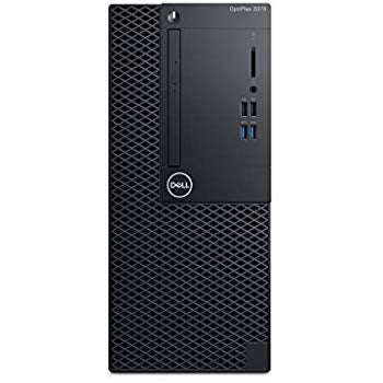 OptiPlex 3070 Mini Tower Intel Core i5-9500 4GB Memory 1TB Ubuntu Linux 18.04